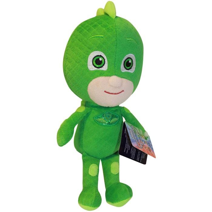 Купить Мягкие игрушки, Мягкая игрушка Герои в масках (PJ Masks) Гекко 40 см