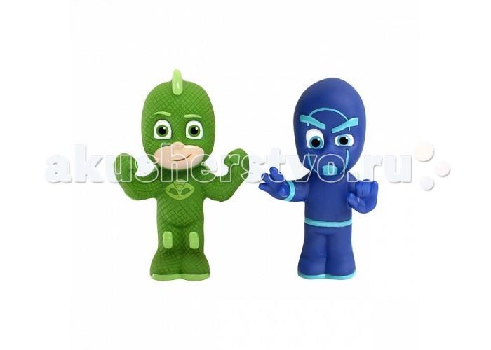 Игрушки для ванны Герои в масках (PJ Masks) Игровой набор Гекко и Ночной ниндзя 33773