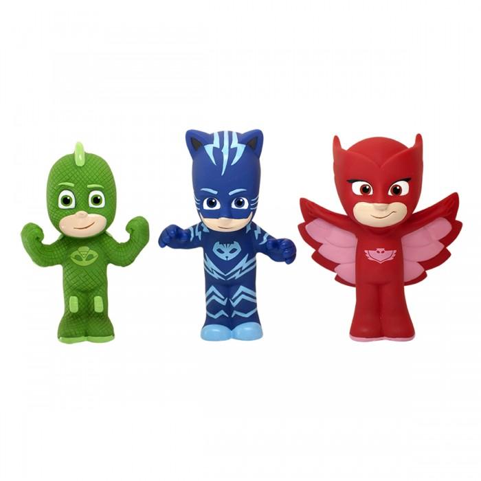 Игрушки для ванны Герои в масках (PJ Masks) Игровой набор 33771 игрушки для ванны tolo toys набор ведерок квадратные