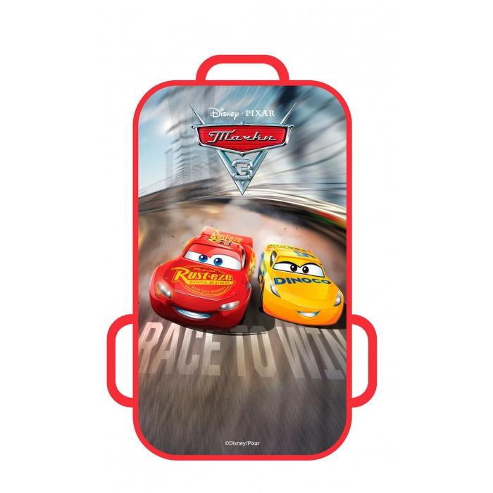 Ледянки 1 Toy Disney Тачки прямоугольная 72х41 см ледянка 1 toy тачки т11008 красный серый
