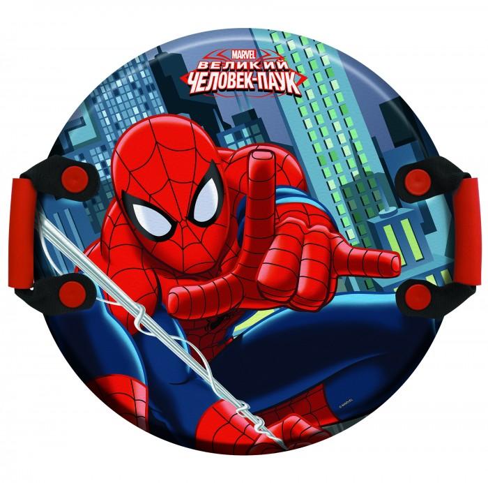 Ледянки 1 Toy Marvel Человек-Паук 54 см ледянка marvel hulk 52 см круглая