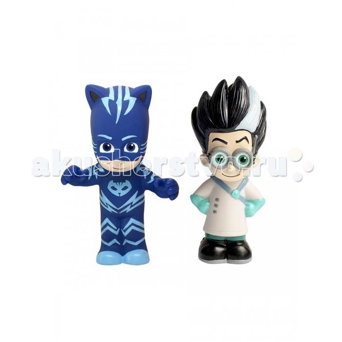 Игрушки для ванны Герои в масках (PJ Masks) Игровой набор Кэтбой и Ромео 33772 альфа ромео 159 фара купить