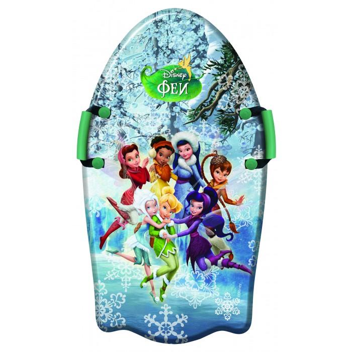 Зимние товары , Ледянки 1 Toy Disney Феи с плотными ручками 92 см арт: 400604 -  Ледянки
