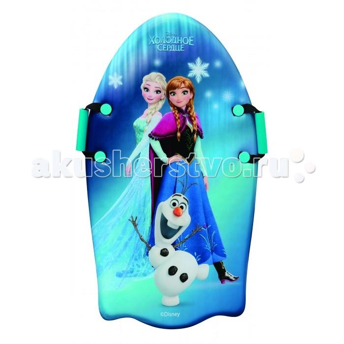 Зимние товары , Ледянки 1 Toy Disney Холодное сердце с плотными ручками 92 см арт: 400619 -  Ледянки