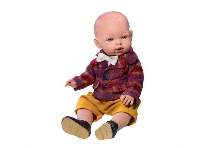 Купить Куклы и одежда для кукол, Vestida de Azul Тонино-городской модник в бабочке 42 см