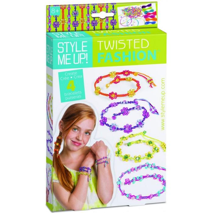 Наборы для творчества Style Me Up Набор Модные браслеты наборы для творчества style me up набор модные браслеты