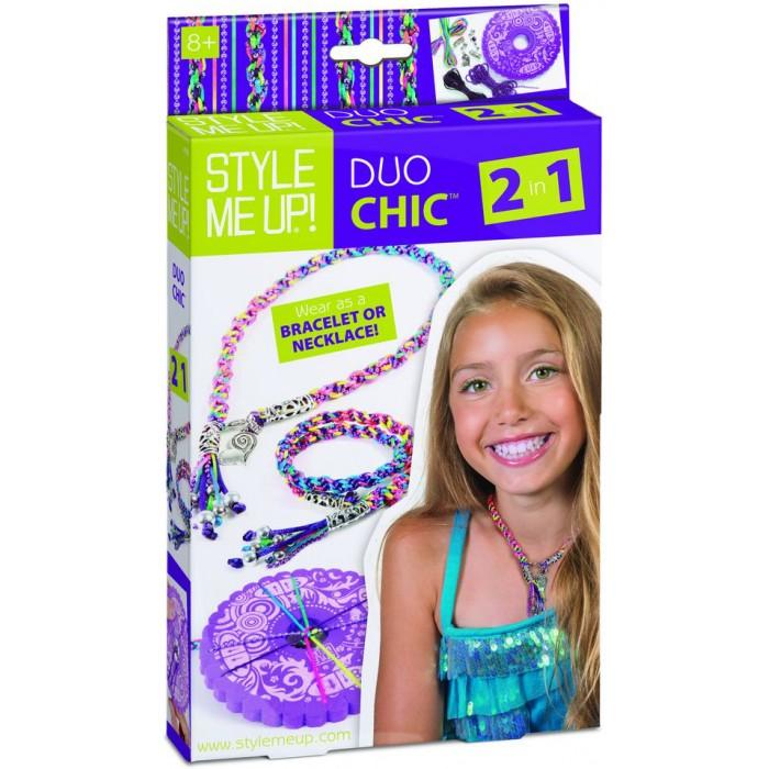 Наборы для создания украшений Style Me Up Набор для создания украшений 2-в-1 Duo Chic chic style alloy beads necklace for women