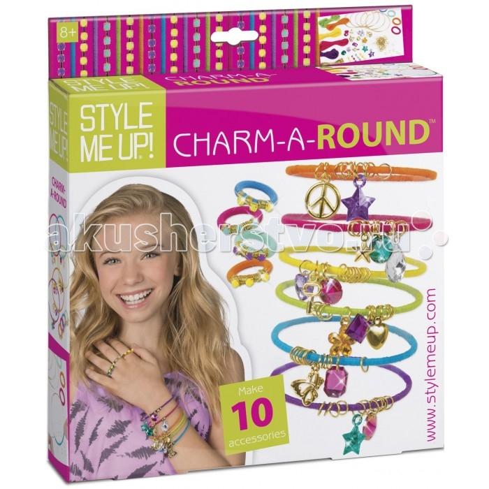 Наборы для творчества Style Me Up Набор для создания браслетов с подвесками набор для творчества creative creative набор для создания браслетов браслеты арт деко