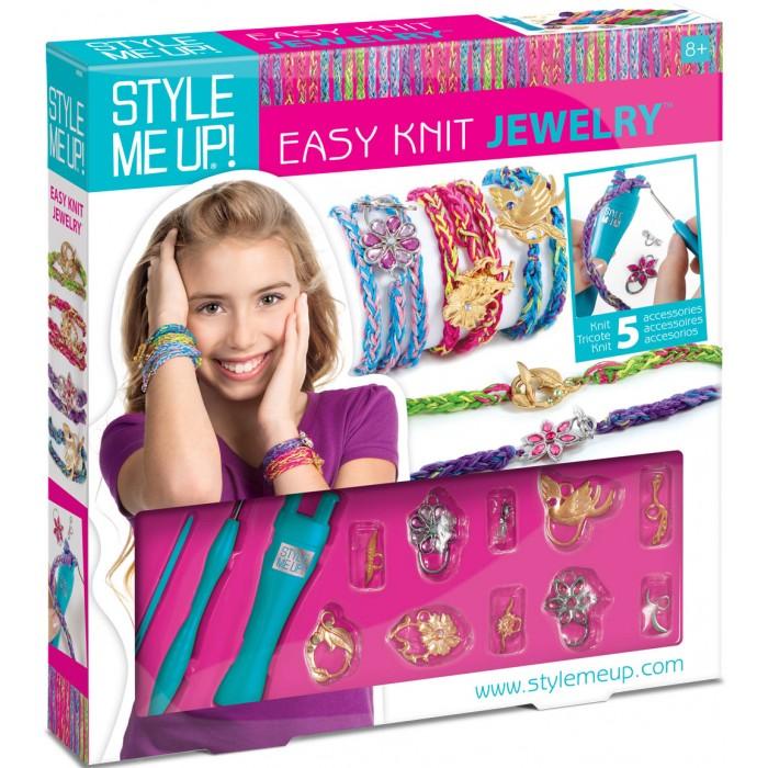 Наборы для творчества Style Me Up Набор Вязаные браслеты наборы для творчества style me up набор модные браслеты