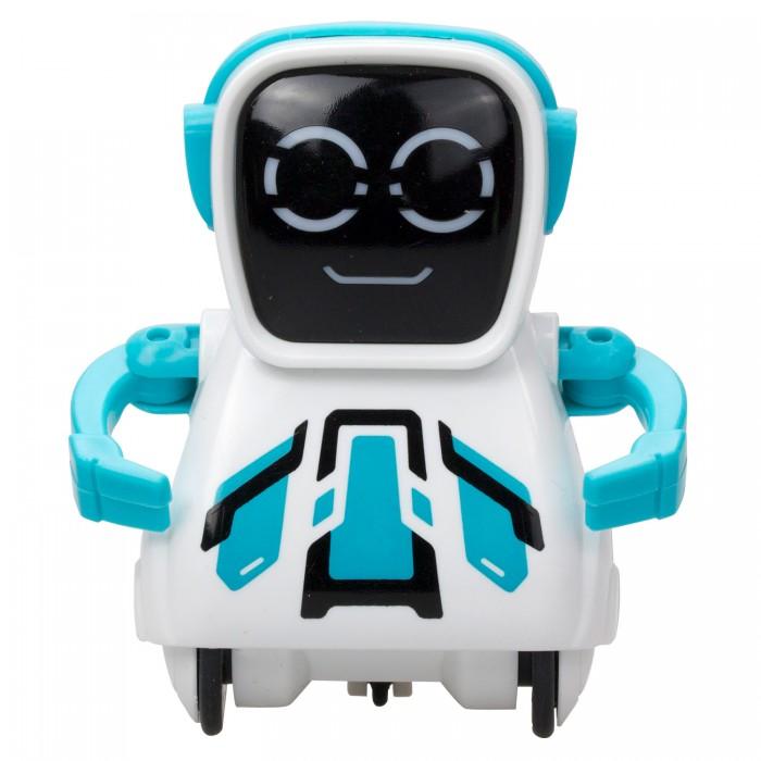 Интерактивные игрушки Silverlit Робот Pokibot silverlit коллекционные игрушки