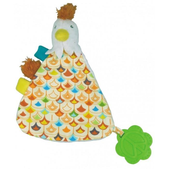 Мягкие игрушки Ebulobo Петушок Боб мягкие игрушки ebulobo мишка и рыбка