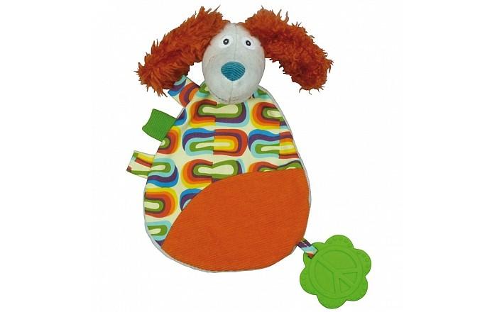 Мягкие игрушки Ebulobo Песик Тони каталки игрушки ebulobo мишка