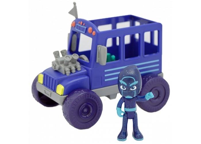 Игровые наборы Герои в масках (PJ Masks) Игровой набор Машина Ночного Ниндзя: фигурка и машина фигурки игрушки pj masks фигурка кэтбой тм герои в масках 8 см