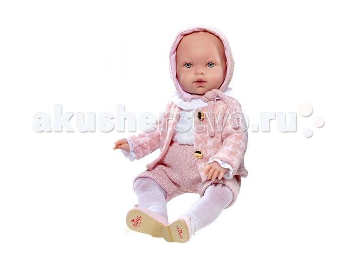 Купить Куклы и одежда для кукол, Vestida de Azul Марина-инфанта в праздничном костюме мягконабивная 45 см