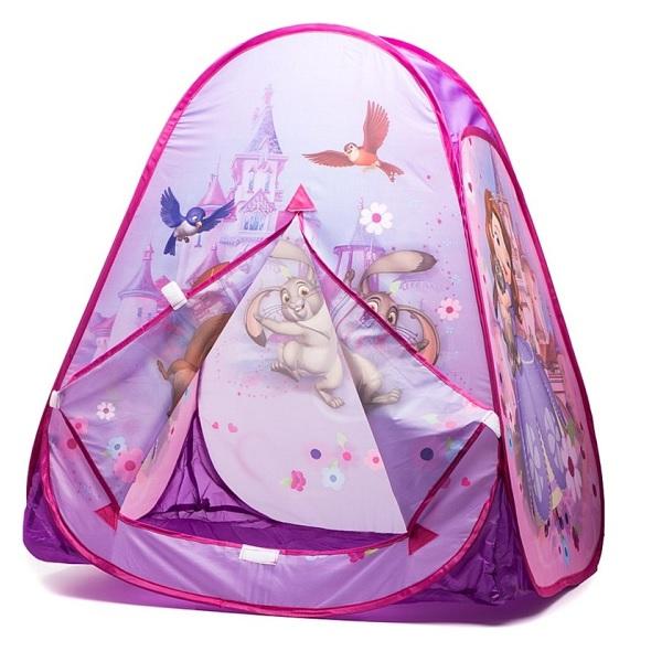 Палатки-домики Играем вместе София Прекрасная в сумке палатки greenell палатка дом 2