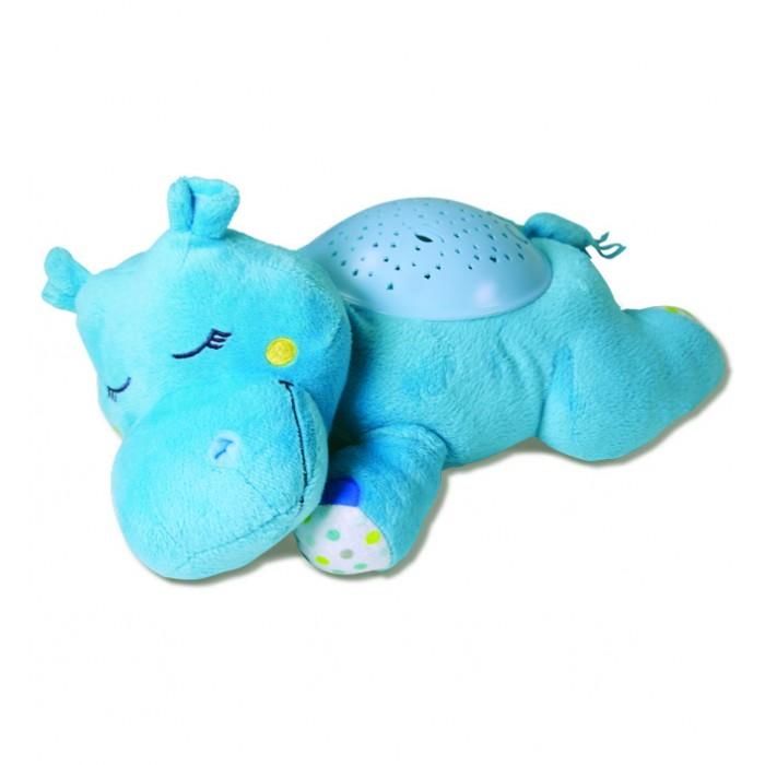 Детская мебель , Ночники Summer Infant Светильник-проектор звездного неба Dozing Hippo арт: 401999 -  Ночники