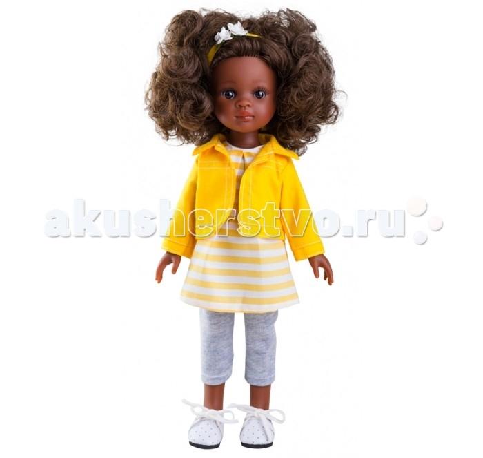 Куклы и одежда для кукол Paola Reina Кукла Нора 32 см paola reina кукла вики 47 см paola reina