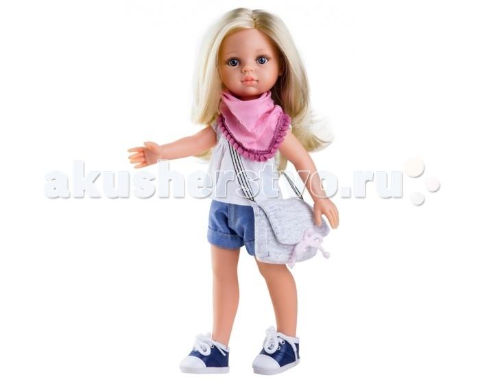куклы и одежда для кукол paola reina кукла кристи 32 см 04445 Куклы и одежда для кукол Paola Reina Кукла Клаудия 32 см
