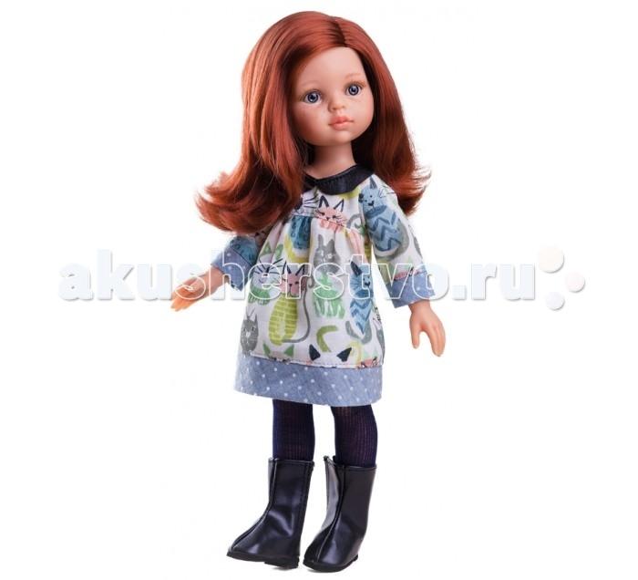 куклы и одежда для кукол paola reina кукла кристи 32 см 04445 Куклы и одежда для кукол Paola Reina Кукла Кристи 32 см 04646