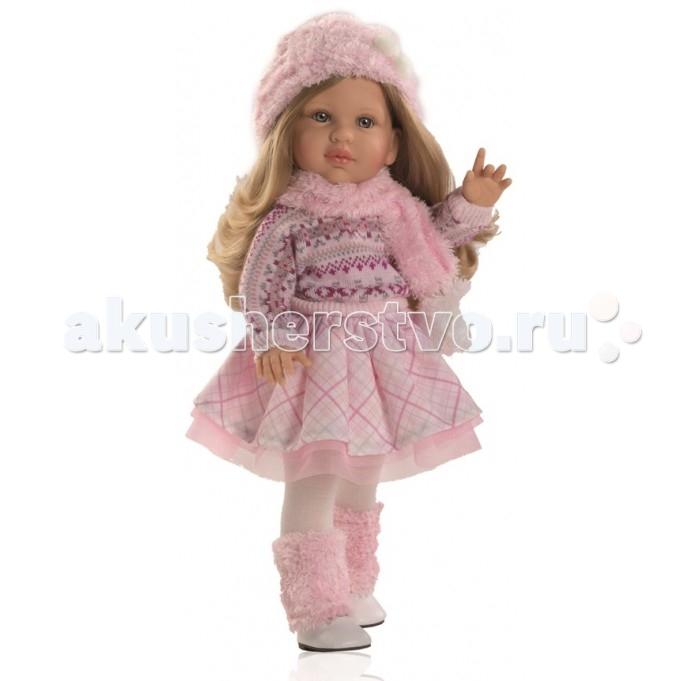 Куклы и одежда для кукол Paola Reina Кукла Кукла Одри 40 см куклы и одежда для кукол весна озвученная кукла саша 1 42 см
