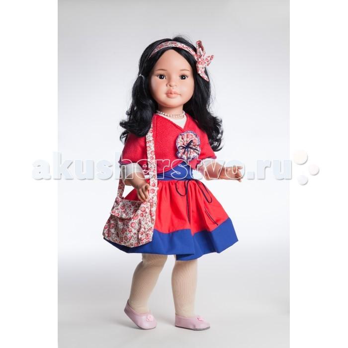 Куклы и одежда для кукол Paola Reina Кукла Мэй 60 см paola reina кукла вики 47 см paola reina