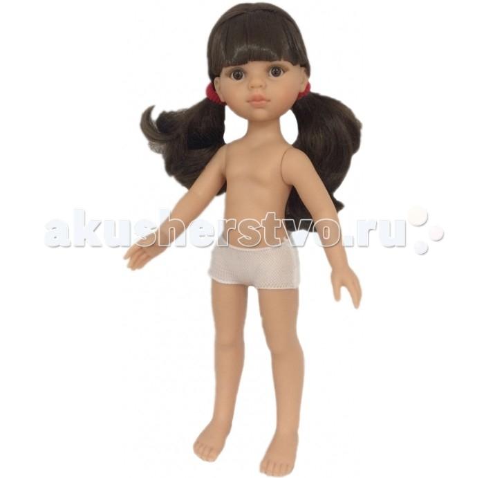 Куклы и одежда для кукол Paola Reina Кукла Кэрол б/о 32 см paola reina кукла кэрол 32 см paola reina