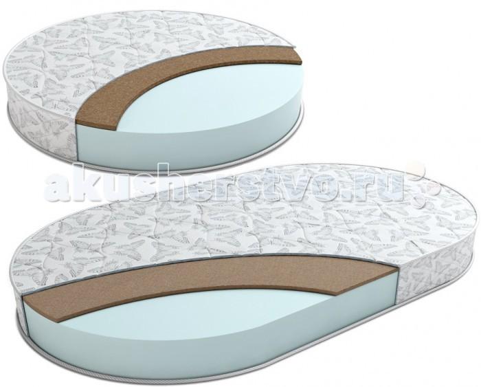 Постельные принадлежности , Матрасы Татами Комплект Экофайбер Кокос 2 шт. арт: 402824 -  Матрасы