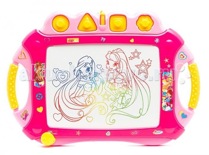 Играем вместе Доска для рисования WINX с подсветкой
