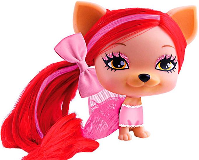 IMC toys Собака Vip Джульетта 711167Собака Vip Джульетта 711167IMC toys Собака Vip Джульетта - писательница и мечтательница, любит слушать истории о любви, затем писать о них в своих романах.   на голове красивый бантик, розового цвета.  Благодаря роскошным волосам, можно создавать невероятные прически!  В наборе:  расческа сережки в форме сердечек два украшения на шею розовый гребешок две розовые резинки четыре клипсы туалетный столик шкафчик для нарядов вешалки кресло ваза с цветами торшер плюшевый коврик.<br>