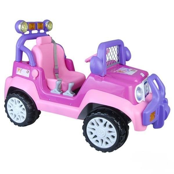 Электромобиль Pilsan PrincessPrincessУправляя этим автомобилем, Ваш ребенок с самого раннего детства приобретет навыки уверенного вождения. Ведь это фактически настоящий автомобиль, только маленький и безопасный.   Музыкальный сигнал (6 звуков) Аккумулятор 2х6V 12 Ah Колеса с бесшумным покрытием Рычаг переключения Вперед/Назад Удобное сидение со спинкой и ремнем безопасности Двигатель 1X12V  Для детей от 3-7 лет  Зеркала заднего вида Наличие плавкого предохранителя Педаль газа/тормоза Передние фары  Контрольная панель Максимальная скорость 3.5-7 км/ч Максимальная грузоподъемность 35 кг  Цвета в ассортименте.   Размер машинки - 67х135х82 см.  Компания Pilsan начала свою историю в 1942 году. Сегодня – это компания-гигант индустрии крупногабаритных детских игрушек, которая экспортирует свою продукцию в 57 стран мира. Компанией выпускается 146 наименований продукции – аккумуляторные и педальные автомобили, велосипеды, развивающие игрушки и аксессуары для детей. Вся продукция Pilsan сертифицирована и отвечает международным стандартам качества.<br>