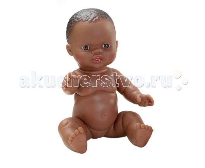 Куклы и одежда для кукол Paola Reina Кукла Горди без одежды 34 см девочка 34024 paola reina кукла вики 47 см paola reina