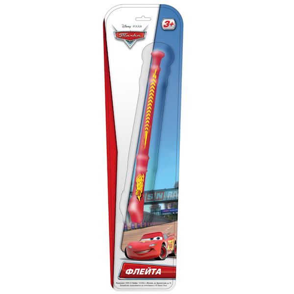 Музыкальные игрушки Играем вместе Флейта Тачки (Disney) играем вместе пластилин в ведре тачки 7 цветов