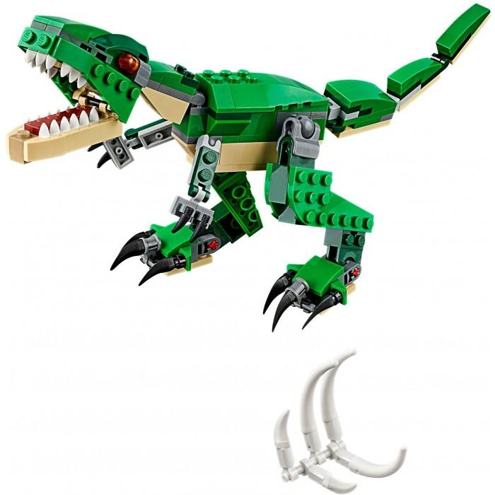 Lego Lego Creator 31058 Лего Криэйтор Грозный динозавр lego creator 31056 лего криэйтор зелёный кабриолет