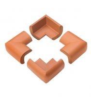 Блокирующие устройства BabyOno Мягкая защита на углы 4 шт. защита на углы clippasafe 4 шт cl77ru прозрачный