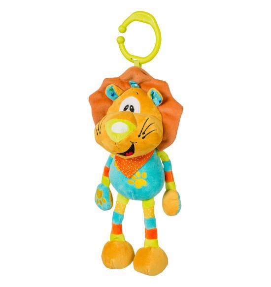 Подвесные игрушки BabyOno Игрушка подвеска Солнечный Львенок музыкальная подвесные игрушки babyono музыкальная игрушка собачка вельвет