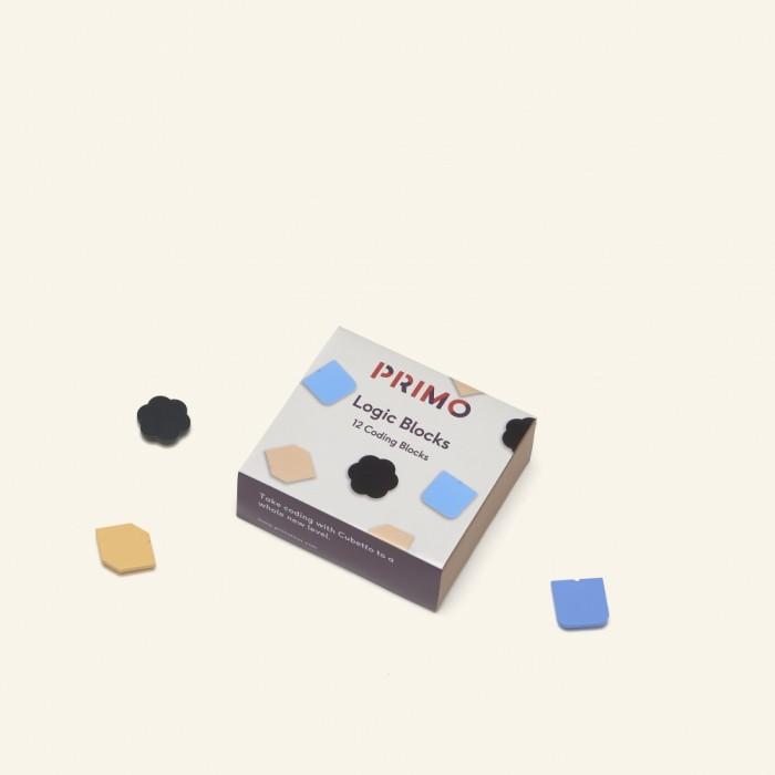 Купить Игровые наборы, Primo Toys Набор блоков направления 12 шт.