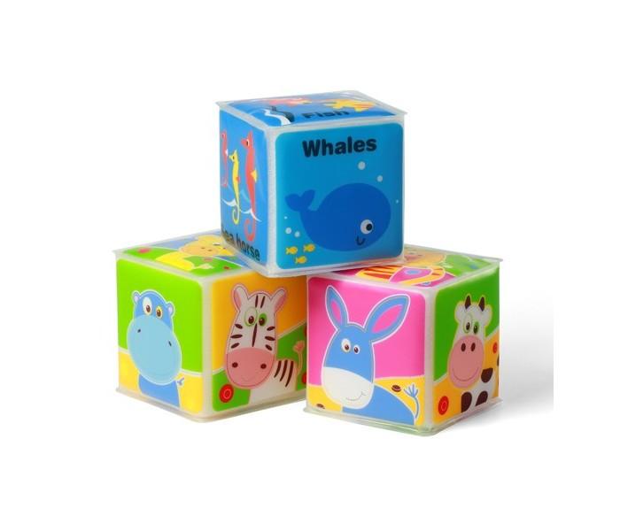 Развивающие игрушки BabyOno Развивающий кубик 895 книги издательство робинс книжный конструктор развивающий кубик