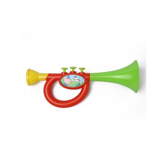 Музыкальные игрушки Бен и Холли Музыкальная труба 32694 музыкальные игрушки