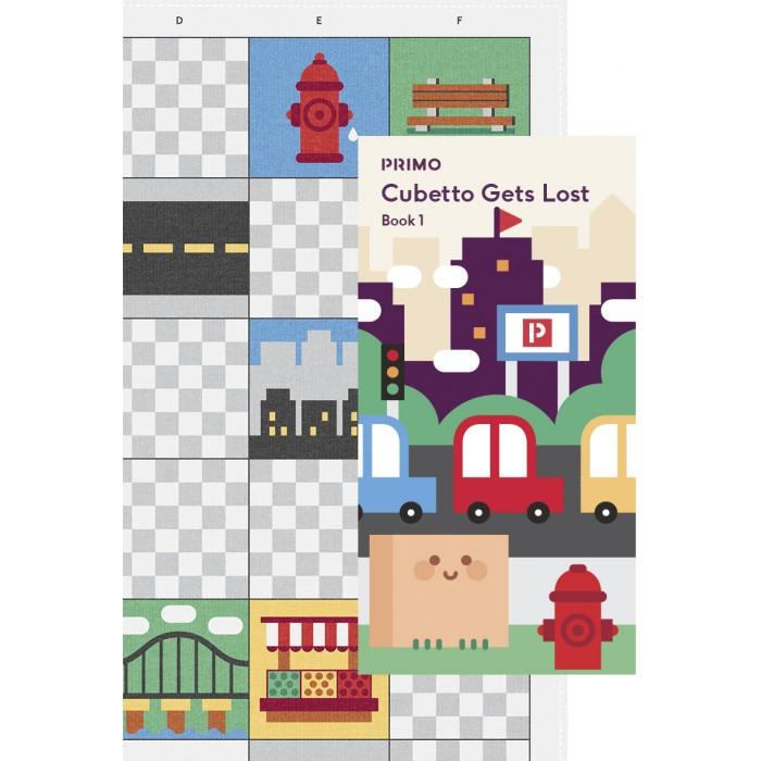 Игровые наборы Primo Toys Карта для путешествий Город