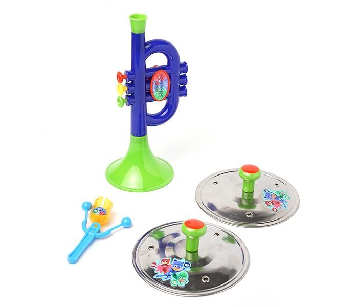 Музыкальные игрушки Герои в масках (PJ Masks) Набор музыкальных инструментов (4 предмета)