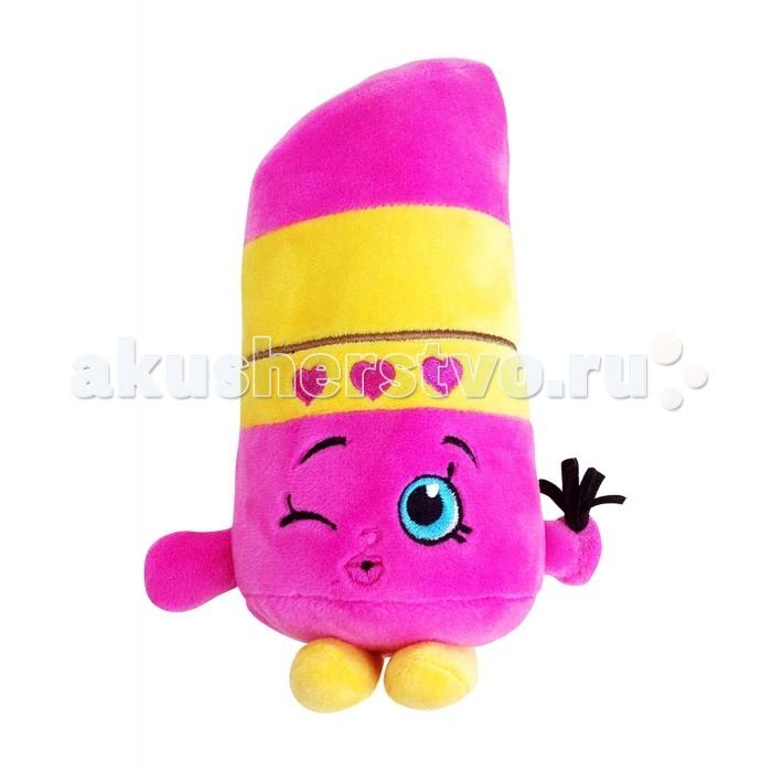 Мягкие игрушки Shopkins Мягкая игрушка Помадка Липпи 20 см сливочная помадка с цукатом