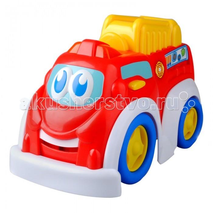 Машины Keenway Игрушка Веселая пожарная машинка машинки keenway машинка веселая ферма звук