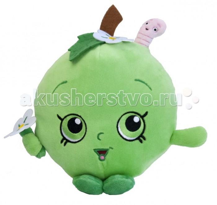 Мягкие игрушки Shopkins Мягкая игрушка Яблочко Фло 20 см