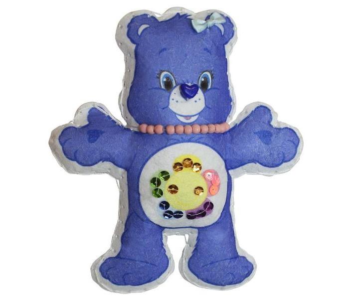 Наборы кройки и шитья Care Bears Шьем игрушку из фетра Мишка Гармония шляйх м плюшевые медведи шьем своими руками любимые мишки тедди