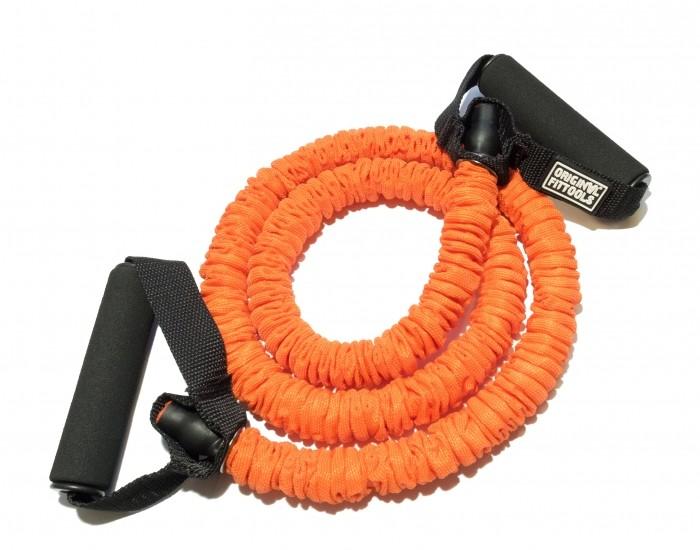 цена на Эспандеры Original FitTools Эспандер в защитном кожухе Medium 120 см