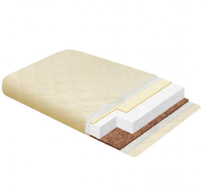 Постельные принадлежности , Матрасы Альма-Няня Junior Premium 120х60 см арт: 407444 -  Матрасы