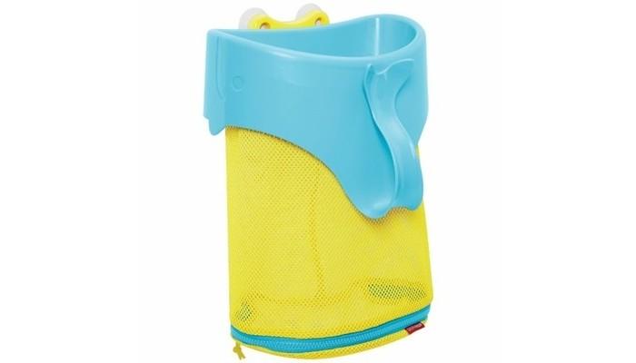 Купание малыша , Игрушки для ванны Skip-Hop Органайзер-ковш Китенок арт: 407754 -  Игрушки для ванны