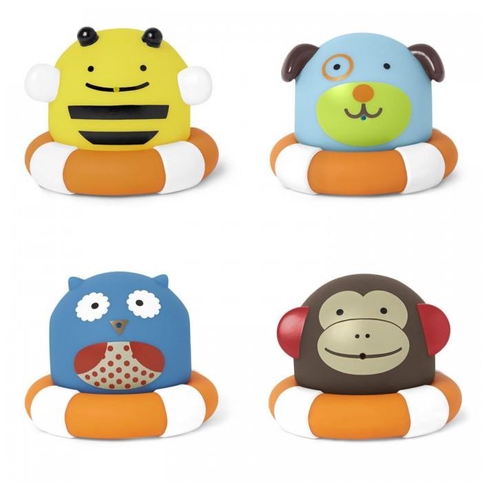 Купание малыша , Игрушки для ванны Skip-Hop Игровой набор для ванной Спасатели арт: 407904 -  Игрушки для ванны