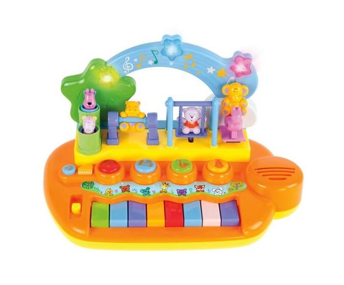 Игровые центры Жирафики Музыкальный Парк развлечений (14 мелодий и звуков), Игровые центры - артикул:408654