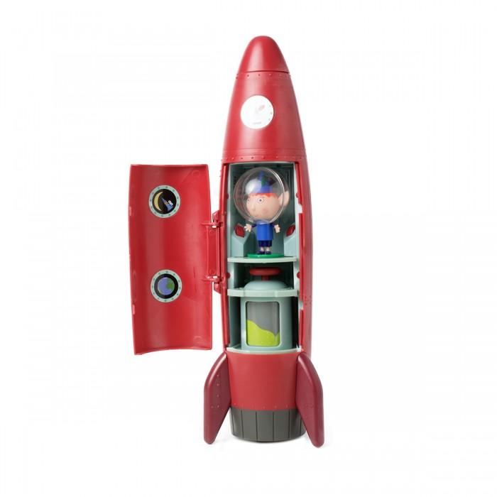 Бен и Холли Игровой набор Ракета со звуком